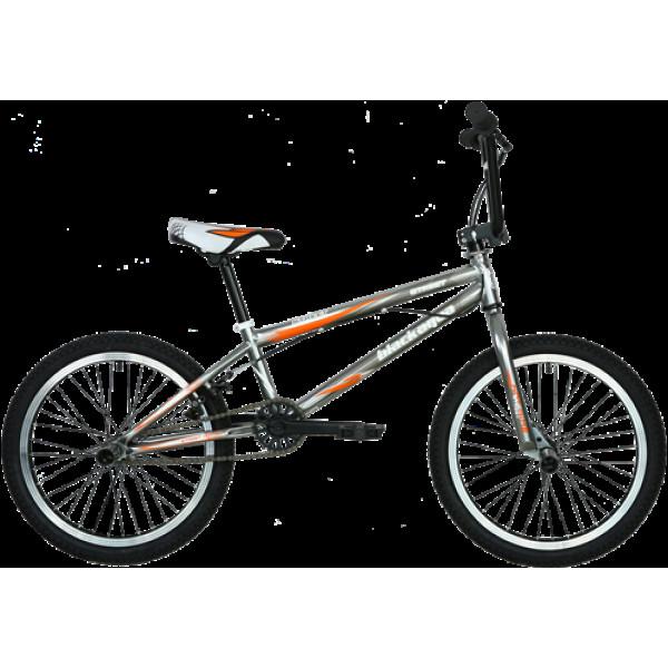 Велосипед 20' BA Jump 2.0 matt GL-602V серый/оранжевый