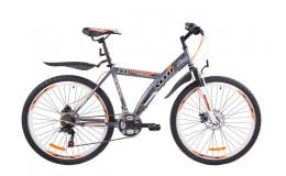Велосипед MTR Andes D 24' GW-B424 D серебро-оранжевый