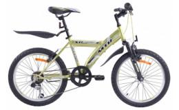Велосипед MTR Andes D 24 GW-B424 D зелёный