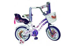 Детский велосипед 12' navigator winx фиолетовый вмз12038