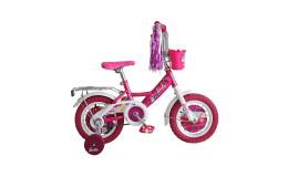 """Велосипед Navigator Barbie 12"""" розовый"""