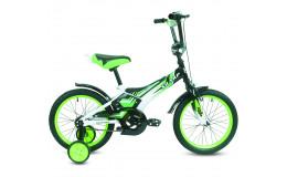 Велосипед 14' ВА Sharp KG1410 зелёный