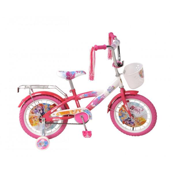Детский велосипед 16' navigator winx розовый