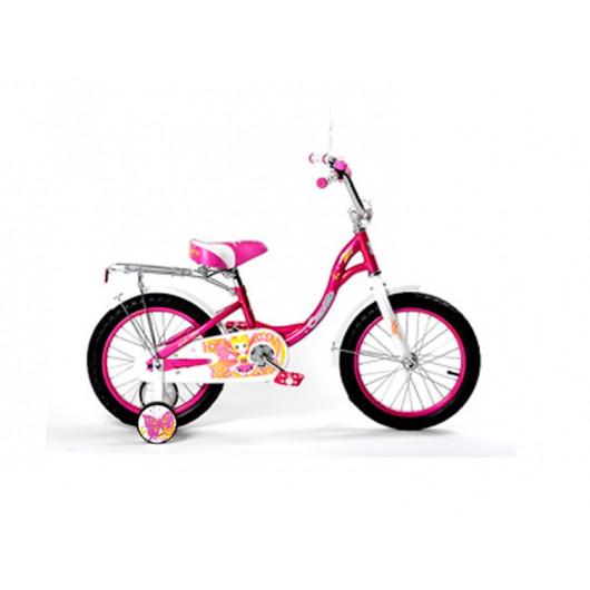 Детский велосипед 16' ва сamilla kg1617 розовый