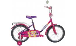 Велосипед 16' ВА Сamilla KG1617 фиолетовый