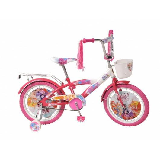 Детский велосипед 18' navigator winx розовый