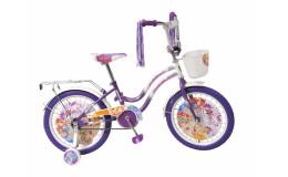 Велосипед 18' Navigator WINX фиолетовый
