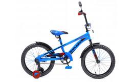 Велосипед 18' ВА Wily Roket KG1808 синий