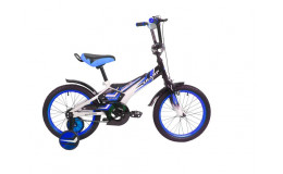 Велосипед 20' ВА Sharp KG2010 диск синий