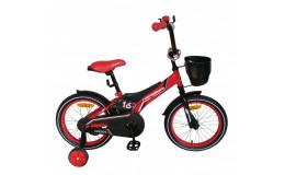 Велосипед 18' Nameless Cross красный/черный