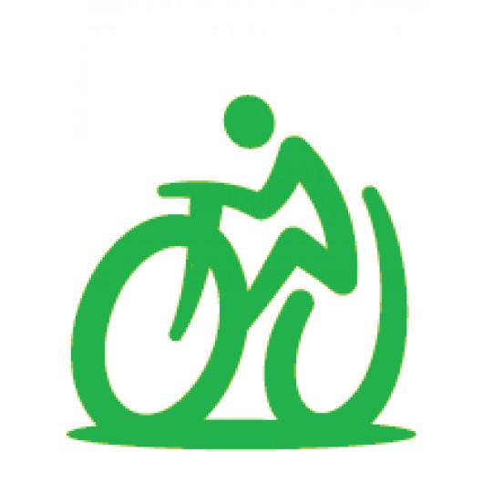 Велосипед трёхколёсный Би-би лайнер красный CAR (JKTR 088)
