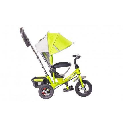 Велосипед трёхколёсный BA 5588A зелёный