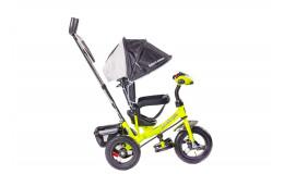 Велосипед трёхколёсный BA 5168 (А) лимонный