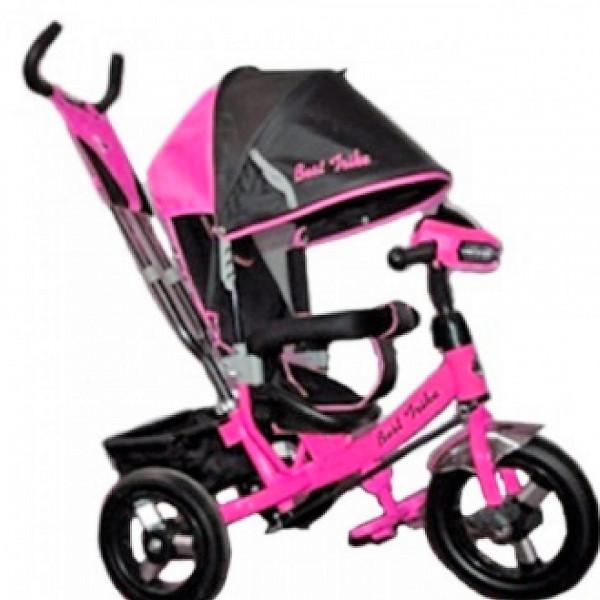 Велосипед трёхколёсный BA 5168 (А) розовый