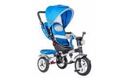 Велосипед трёхколёсный BA 5899 голубой