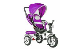 Велосипед трёхколёсный BA 5899 фиолетовый