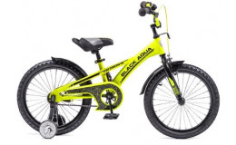 Велосипед 16' ВА Velorun KG1619 лимонный