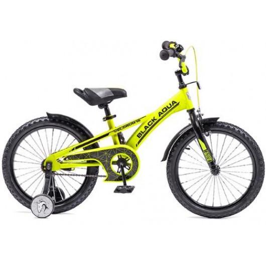 Детский велосипед 20' ва velorun kg2019 лимонный