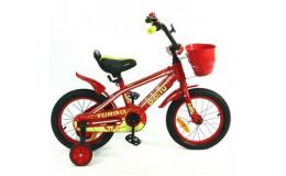 Велосипед 20' BIBITU TURBO, красный