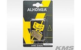 Колодки для дисков. тормоза ALHONGA 3122612-1