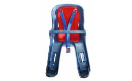 Кресло детское на верхнюю трубу рамы, красная накладка, Тайвань VS 700 red