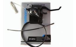 Переключатель скоростей Shimano ST EF-51(моноблок правый 7)