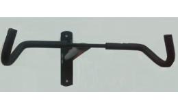 Крюк настенный, крепление - за раму, материал сталь VS HUK 06
