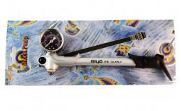 Насос ручной высокого давления с манометром 300psi GS 02