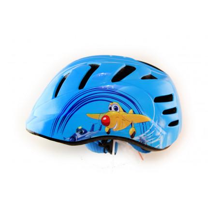 Шлем детский с регулировкой арт. VSH 7 planes M