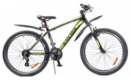 Велосипед 26' Cross 2691 V GL-328V чёрно-лимонный