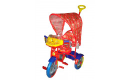 Велосипед трёхколёсный Би-би лайнер красный 1071БК (JKTR 025)