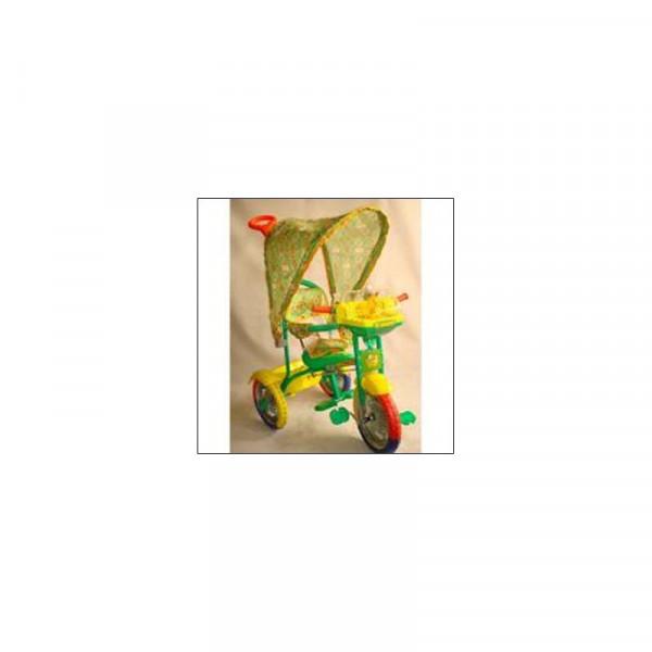 Велосипед трёхколёсный Би-би лайнер зелёный 1071БК (JKTR 026)