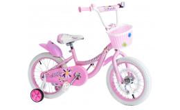 Велосипед 16' BIBITU ANGEL, розовый