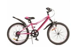 Велосипед 20' ВА Lady 1221 V розовый GL-106V