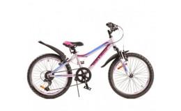 Велосипед 20' ВА Lady 1221 V белый GL-106V