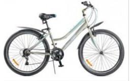 Горный велосипед black aqua city 2671 v 26 2018 gl-b320v (бежево-бирюзовый)