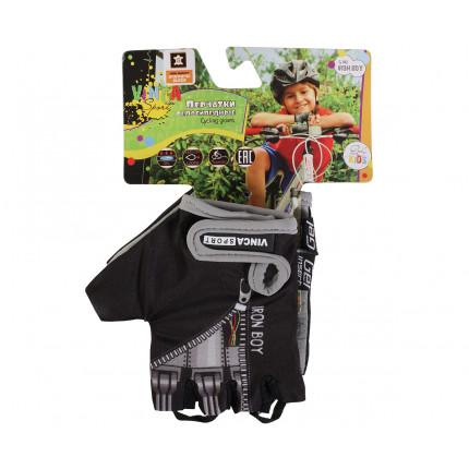 Перчатки велосипедные детские Iron boy, VG 962, размер 6XS