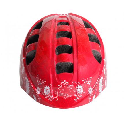 Шлем детский с регулировкой арт. VSH 8 magic flowers (M)