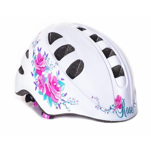 Шлем детский с регулировкой арт. VSH 8 rose S