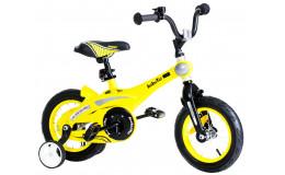 Велосипед 18' BIBITU PONY, чёрный