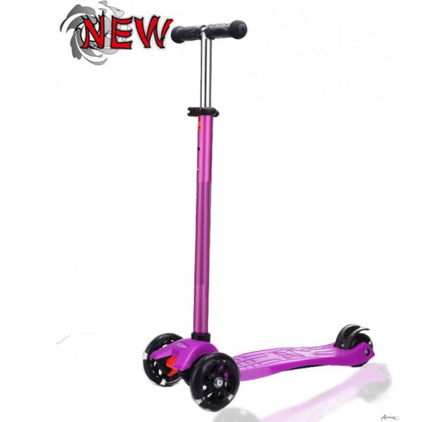 Самокат RILEY фиолетовый