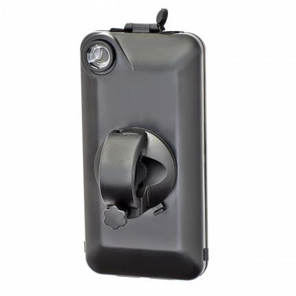 Держатель водозащитный - кейс с креплением на руль для iPhone 5 VH 05