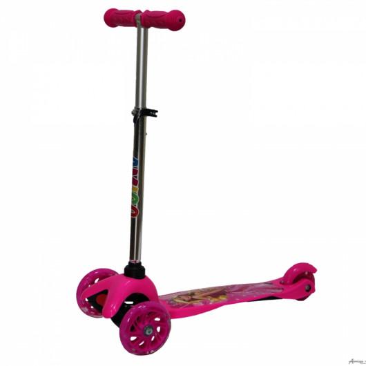 Самокат DRIFT розовый