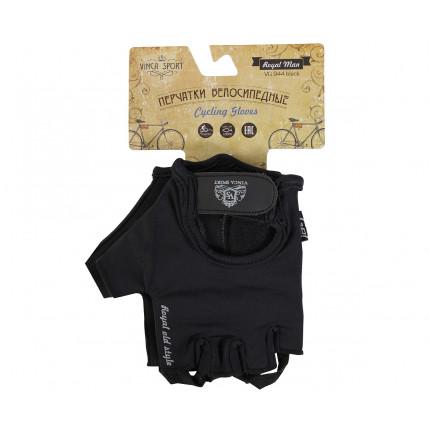 Перчатки велосипедные мужские, Man, VG 944, цвет черный, размер XL