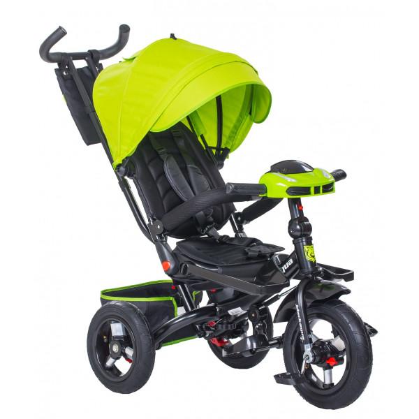 Велосипед трёхколёсный BA IC5099 (зеленый)
