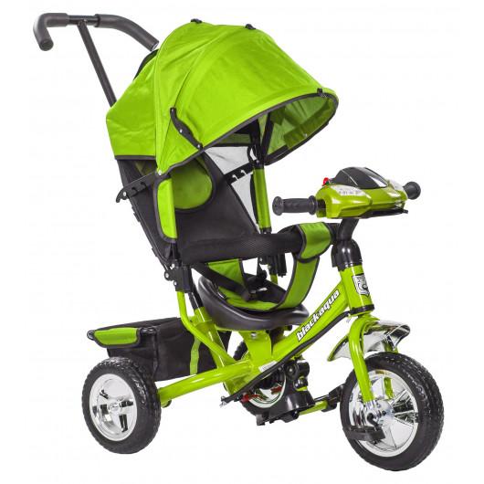 Велосипед трёхколёсный BA IC5588-1 (зеленый)