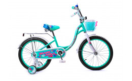Велосипед 20' ВА Сamilla KG2017 бирюзовый