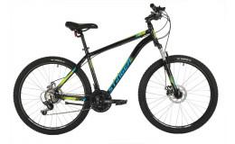 Горный велосипед 26' stinger element evo рама 18', черный