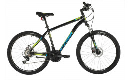 Велосипед 27,5' Stinger ELEMENT EVO рама 18', черный