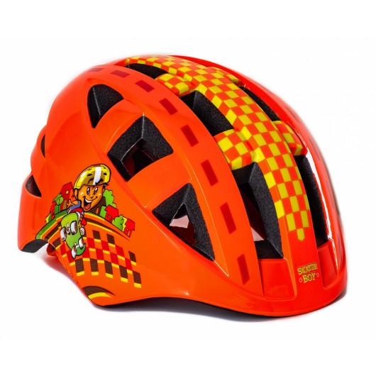 Шлем детский с регулировкой арт. VSH 8 skater boy M